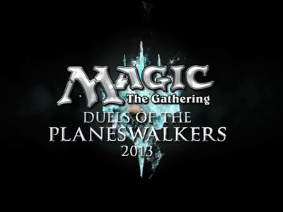 Magic 2013 Logo Fans of Magic The Gathering