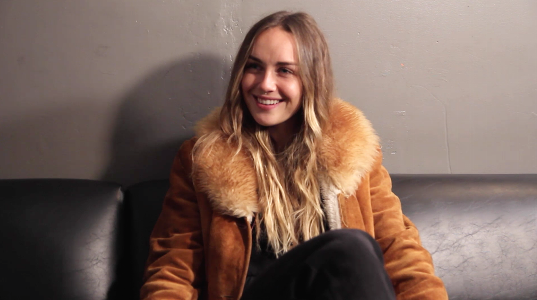VIDEO: Interview  Zella Day Talks San Francisco, Beginnings  BSides